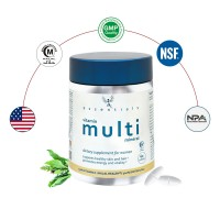Halal Multivitamin Supplement for Womens