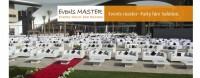 Events Master, Event Rentals & Decor Company