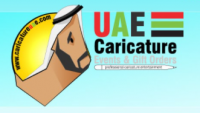 Caricature Artist Dubai   Cartoonist Online Dubai