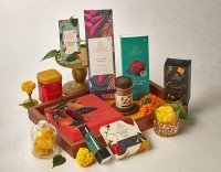Bring luxury indulgence home   Order premium Diwali gift hampers online