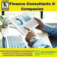 List of Finance Companies in UAE | Finance Companies in Dubai | Finance Consultants