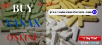 Green Xanax bar For Sale