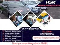 HSM Reading Driving School