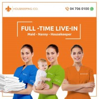 Housekeeping Co Maids and Nannies in Dubai