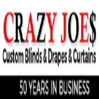 Crazy Joe's Drapery and Blinds
