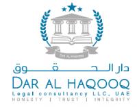 DAR AL HAQOOQ LEGAL CONSULTANCY LLC