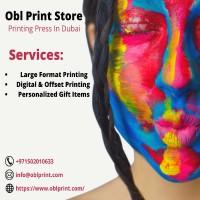 Obl Print | Printing Service Company Dubai