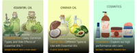 Leading Natural Oils & Cosmetic Products Manufacturer