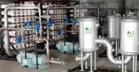 Sea Water RO Plant