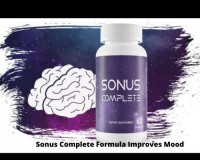 Sonus Complete Formula Supports Hearing Health!