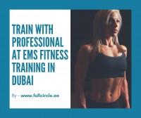 Train With Professional At Fitness Studio In Dubai