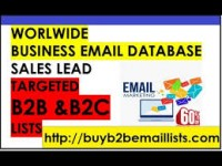 Get Worldwide Business Email Lists, B2B Lists, B2C Lists, Companies Lists, b2b email Database, B2C email Database, consumers lists, sales leads