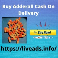 Buy Adderall Cash on Delivery