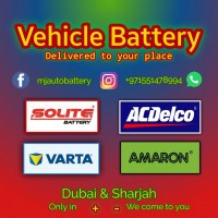 Car Battery Delivery Dubai and Sharjah