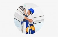 AC Repair Service Cleaning Maintenance Company Dubai Technician