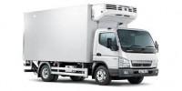Chiller Truck Rental in Dubai