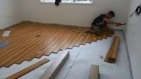 solid wood flooring in Dubai