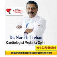 Dr. Naresh Trehan Cardiologist Medanta Delhi Treating Hearts–And Changing Lives