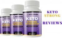 Keto Strong Pills Reviews