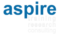 Aspire Training Research Consulting