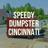 Speedy Dumpster Rental Cincinnati