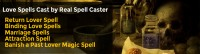RECOMMENDED AND GENUINE LOST LOVE SPELL CASTER