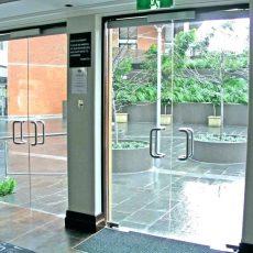 Front Shop Glass Door Installation Service