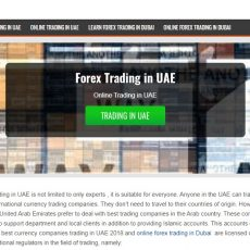 Forex Trading in UAE