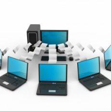 office network setup in Dubai