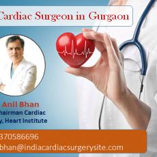 Best Cardiac Surgeon in Gurgaon