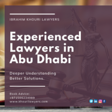 Ibrahim khouri lawyers & Legal consultants in Abu Dhabi
