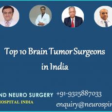 Best Doctors for Brain Tumor in India