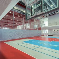 Sports flooring Dubai