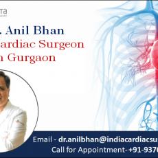 Dr. Anil Bhan Best Cardiac Surgeon in Gurgaon