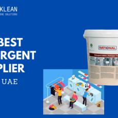 Detergent Supplier UAE