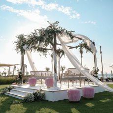 Destination wedding Abu Dhabi|La Table Events