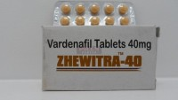 Buy Zhewitra 40 mg online at lowest price | Ed Generic Store